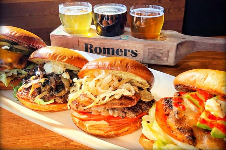 Romer's Burger Bar