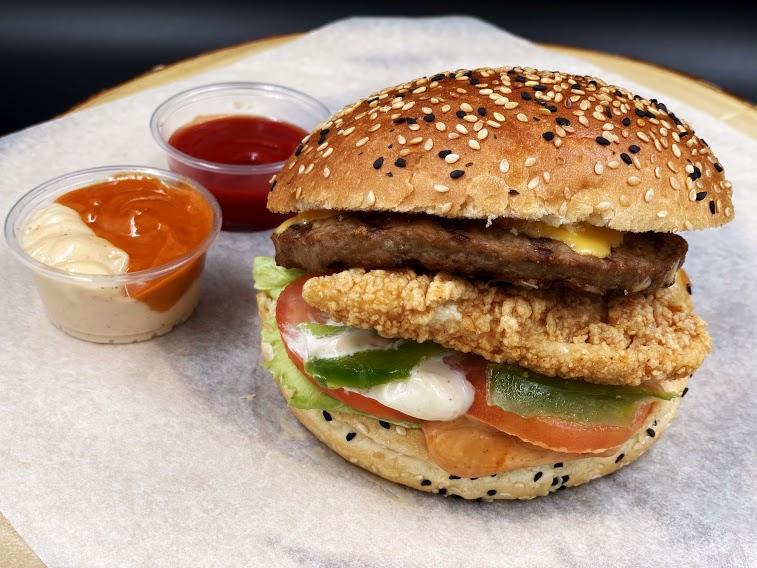 Best Fast Food Places near Stanley Park Dr