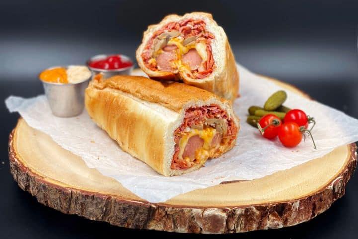 Haida Sandwich (Offering delivery service near Concord)