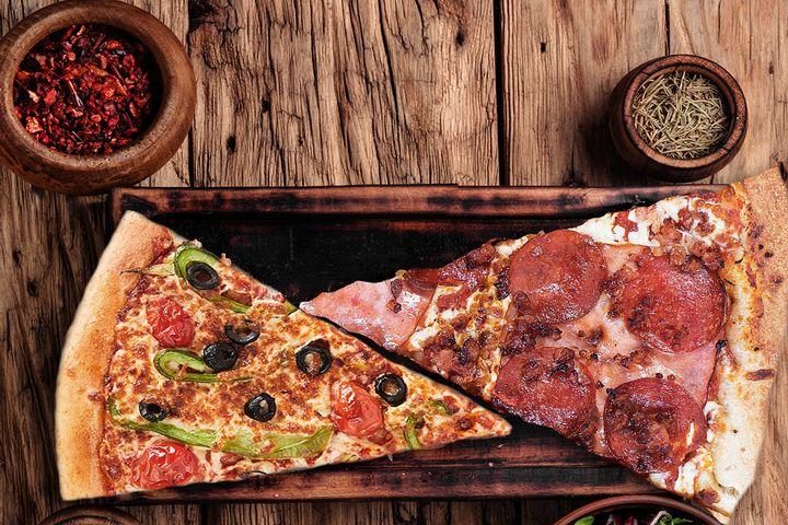 Freshslice Pizza