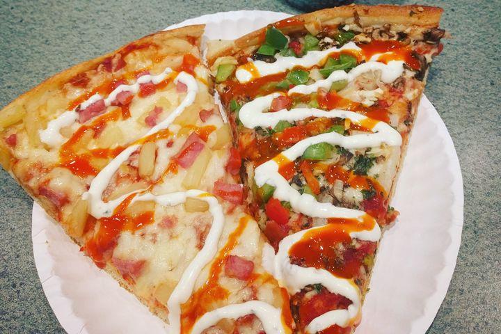 Super Great Pizza