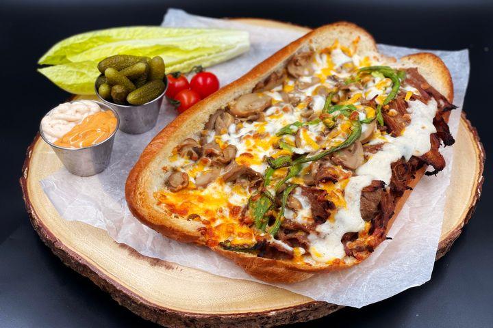 Best Sandwich Delivery Places Woodbridge