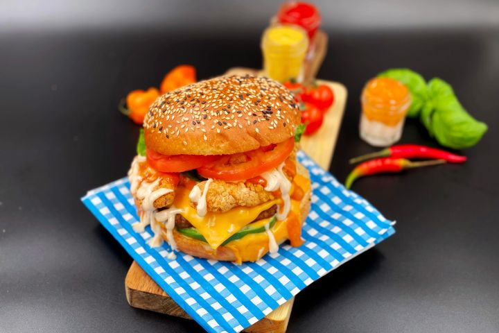 Best Burger Delivery Places Concord